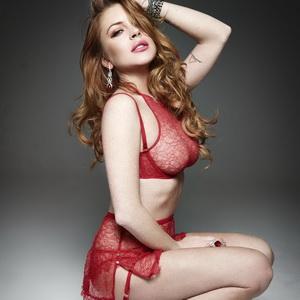 Lindsay Lohan leaked pics